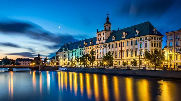 Wrocław jako pomysł na weekend