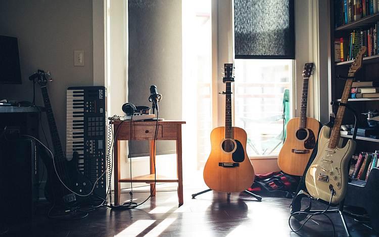 Akustyka w domowym studiu nagrań