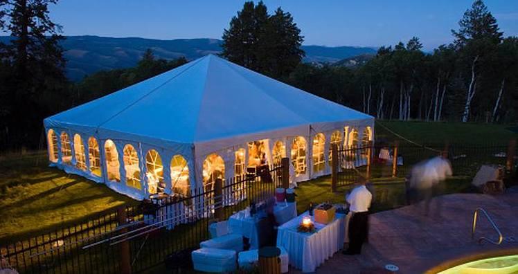 Hale namiotowe na imprezy