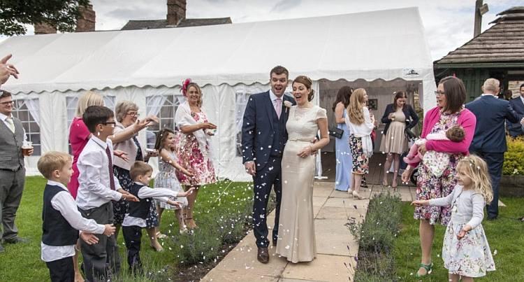 Hale namiotowe na wesele